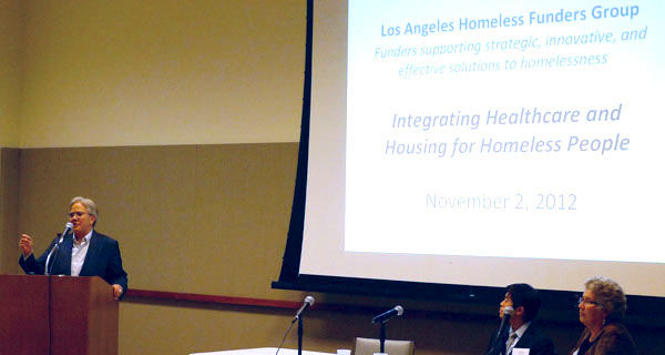 Keynote presenter Jennifer Ho, Deputy Director, U.S. Interagency Council on Homelessness
