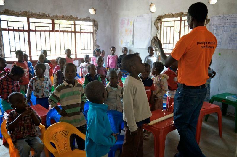 Zambia_classroom, SDGs blog post