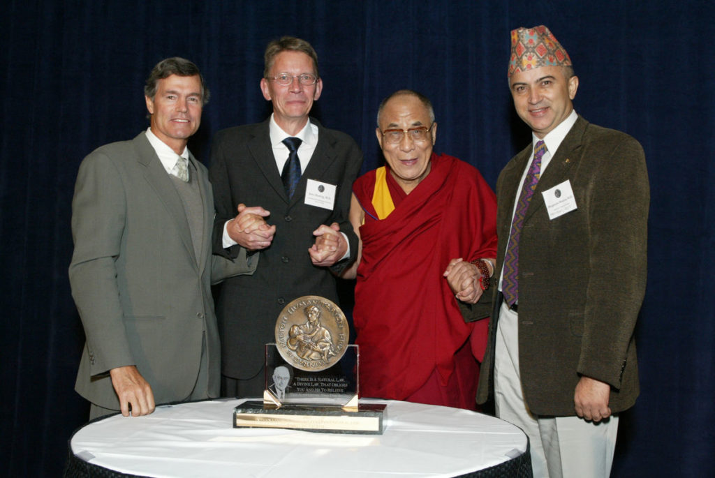 Image of 2003 Hilton Humanitarian Prize winner International Rehabilitation Council for Torture Victims