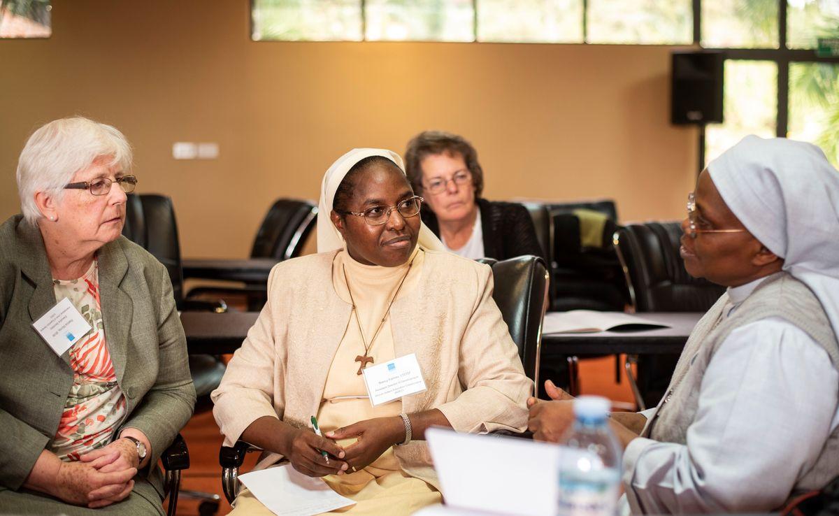 2018 Catholic Sisters Convening - Uganda
