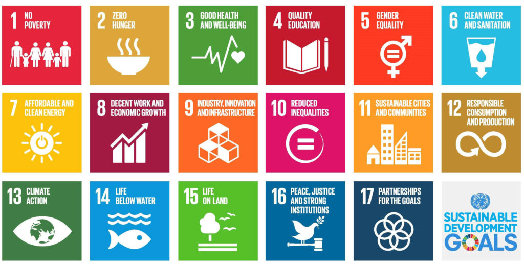 Sustainable Development Goals illustration