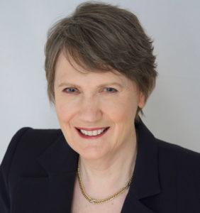 The Right Honourable Helen Clark
