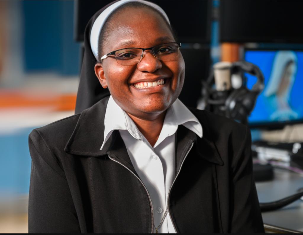 Sr. Astridah Banda, OP, graduate of the African Sisters Education Collaborative's Sister Leadership Development Initiative